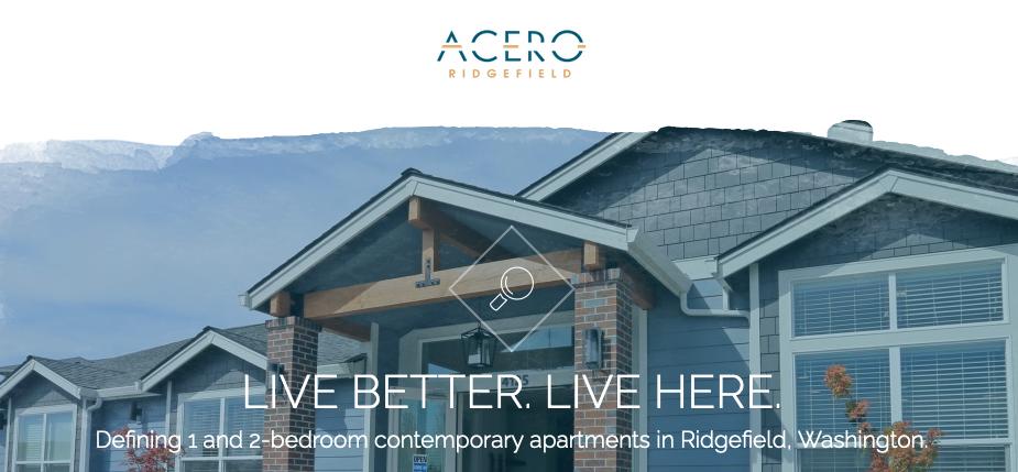 Acero Apartments Ridgefield WA