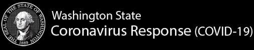 state of wa Coronavirus-logo