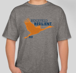 Ridgefield resilient tshirt